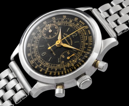 "Rolex ""The steel black ref. 3525"""
