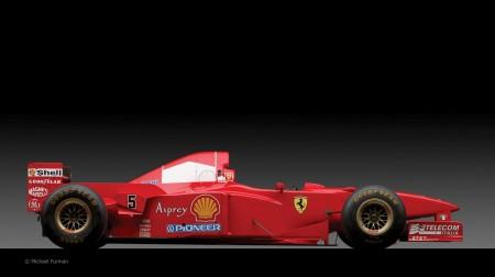 1997 Ferrari F1 F310B