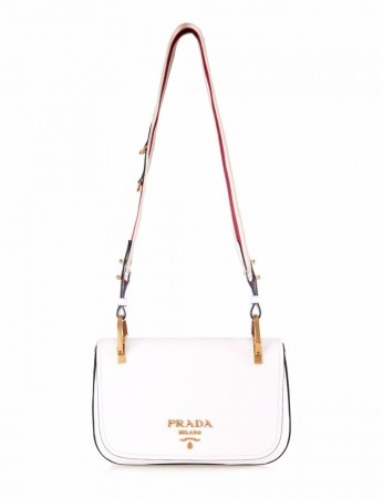 Prada bag white 1BD110