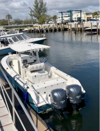 2012 Sea Hunt 29 Gamefish