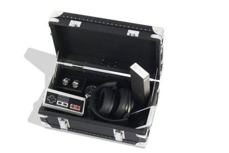 Mini-Trunk Traveler T8 - Black