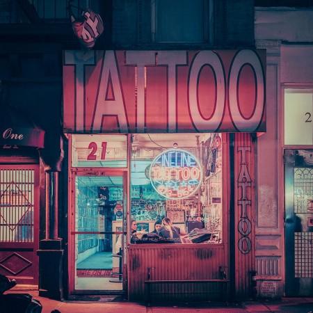 TATTOO 21 NY