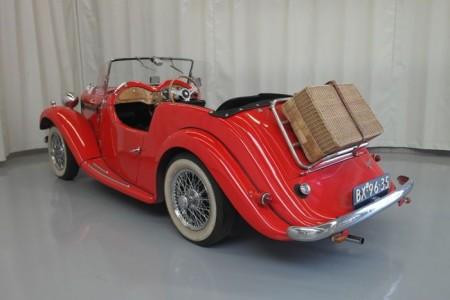 Singer - SM Roadster - 1954