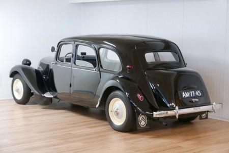 Citroën - Traction Avant commerciale - 1954
