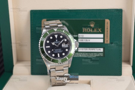 Rolex Submariner Model: 16610LV