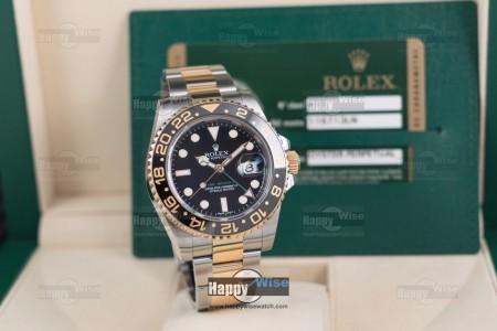 Rolex GMT Master II Model: 116713LN