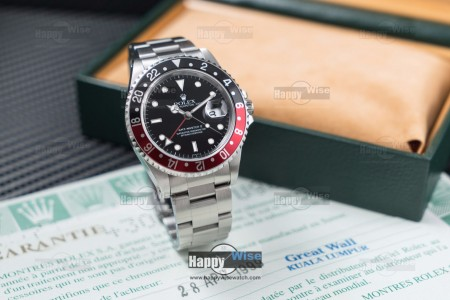 Rolex GMT Master II Model: 16710coke