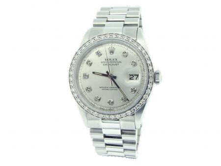 Rolex Rolex Datejust Diamonds Watch