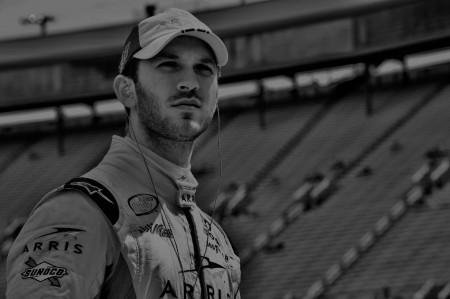 Racing with Daniel Suarez