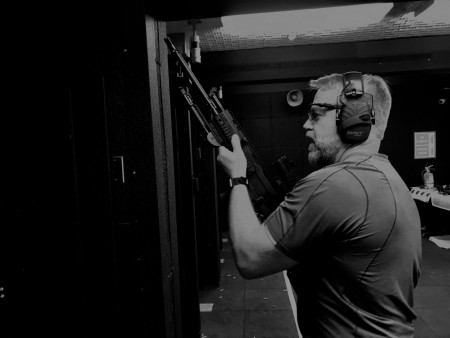 Shooting with Former Navy Seal
