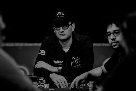 Poker with Antonio Esfandiari