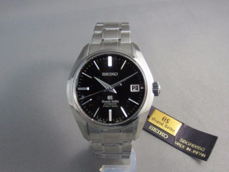 GRAND SEIKO AUTOMATIC HI-BEAT 36000