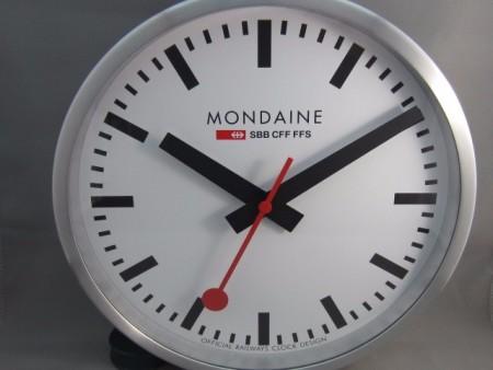 MONDAINE WALL CLOCK 25CM