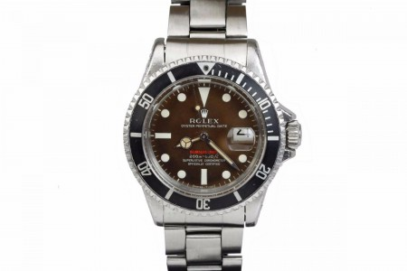 "Rolex ""Red"" Submariner Date Ref 1680"