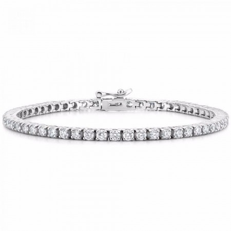 2CT DIAMOND TENNIS BRACELET