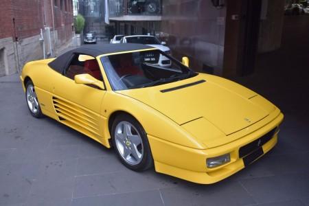 1994 Ferrari 348 sp Convertible 2dr