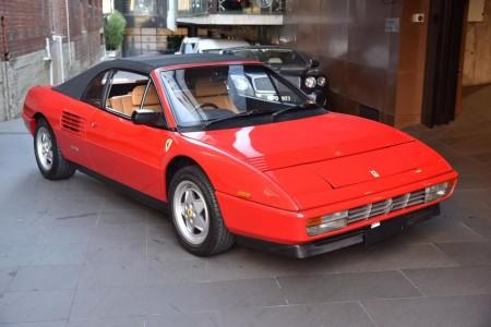 1992 Ferrari Mondial t Cabriolet 2dr