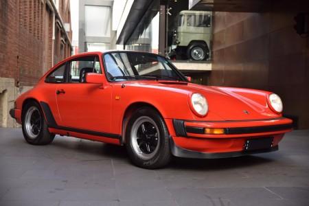 1980 Porsche 911 SC Coupe 2dr