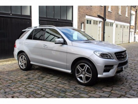 Mercedes-Benz M Class 3.0 ML350 CDI BlueTEC AMG Line Station Wagon