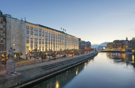 One-of-a-kind experience in Geneva and private visit of Rolex Headquarters