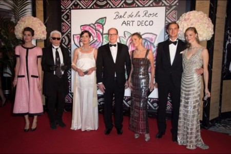 Attend The very exclusive Rose Ball on Monte Carlo 2019