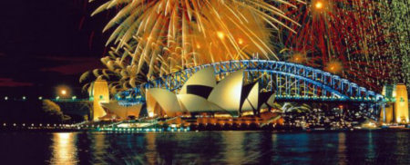 Ring in the New Year in Sydney