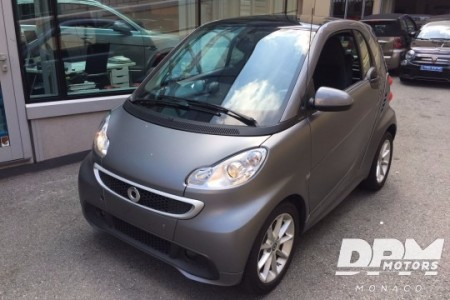 SMART - FORTWO ELECTRIC SOFTOUCH OUT