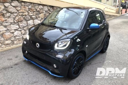 SMART - FORTWO ELECTRIC NIGHTSKY