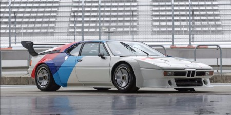 1980 BMW M1 Pro Car