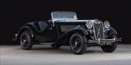 1938 British Salmson 20/90hp