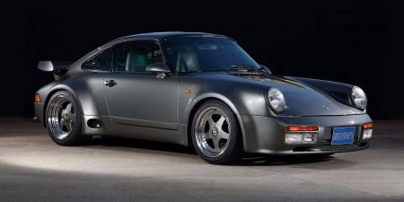 1987 Porsche 911 (Type930) Carrera Turbo Strosek Conversion