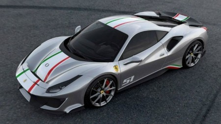 Ferrari 488 PISTA (LHD) BRAND NEW UNIT