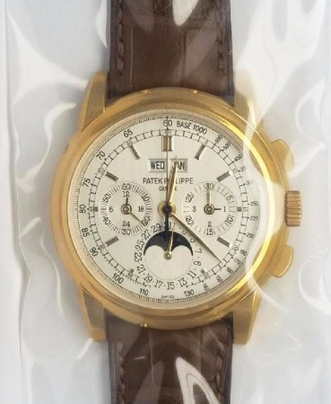 Patek Philippe Grand Complications Perpetual Calendar Chronograph