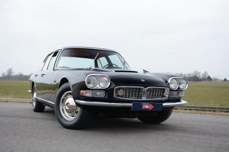 Maserati Quattroporte 4700 1965