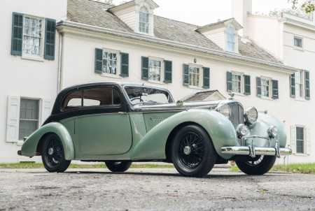 1937 Bentley 4 1/4 Liter by Vesters & Neirinck