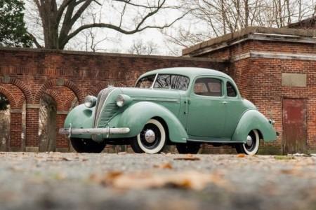1937 Hudson Terraplane Utility Coupe