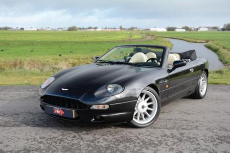 Aston Martin DB7 Volante 1998