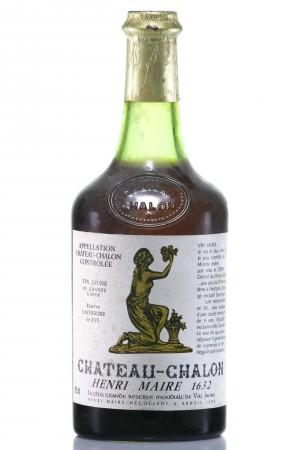 Catherine de Rye Réserve Château-Chalon 1998