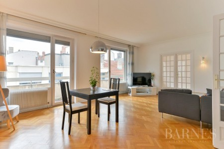 Lyon 2 - Ainay - Apartment of 107 sqm with balcony - 3 bedrooms