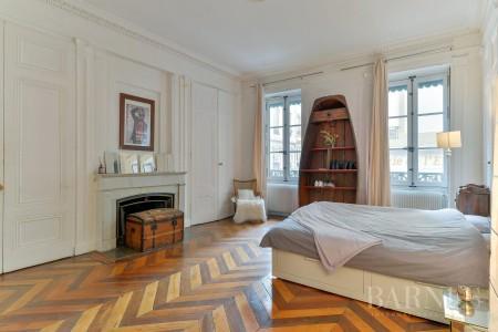 Lyon 2 - Ainay - 165 sqm family apartment - 4 bedrooms