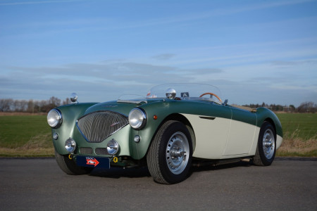 1954 Austin-Healey 100 / 4 BN1