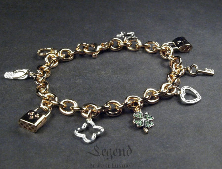 Bespoke Luxury Bracelets by Legend Helsinki - Your choice of design and material