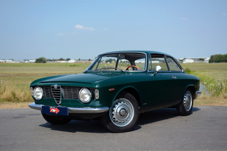 Alfa Romeo Giulia Sprint GT 1600 1964