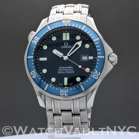 Omega Seamaster Professional 300M 2541.80 James Bond 41mm Quartz SB310