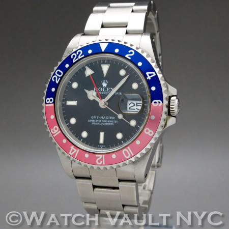 Rolex GMT Master 16700 40mm Auto QH403