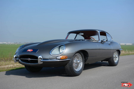 Jaguar E-Type 3.8 Litre SI FHC Impeccable and very close to perfection