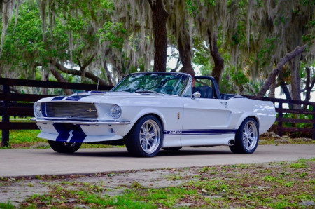 1967 Ford Mustang VBGT500