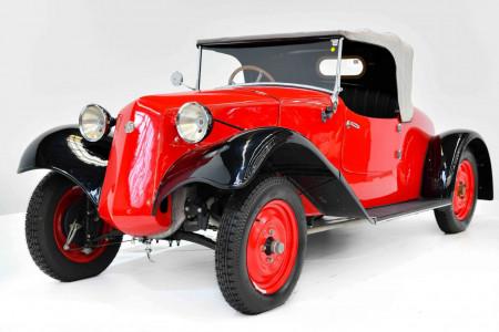 1933 TATRA 57