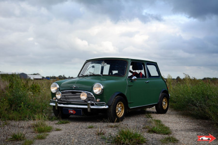 Morris Mini Cooper S 1275 MK1 - very nice and well prepared