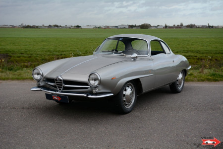 1965 Alfa Romeo Giulia 1600 'SS' Sprint Speciale - wonderful example